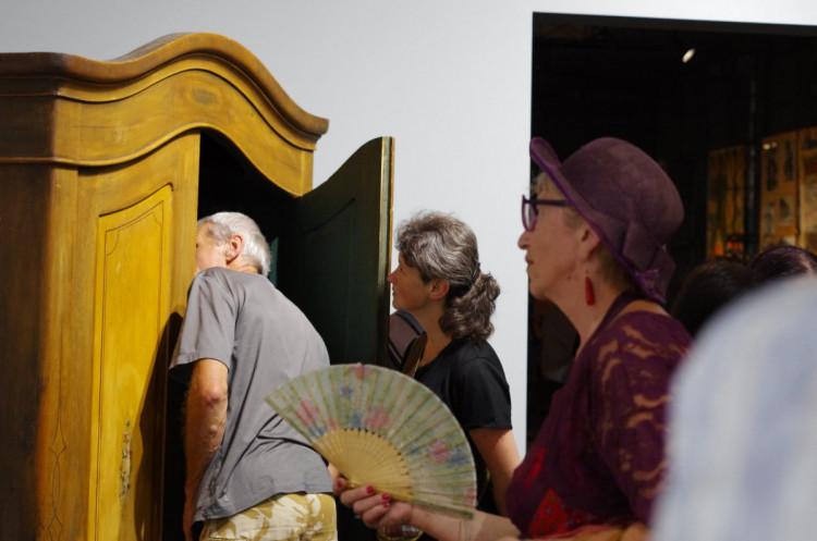 Выставка быта меннонитов